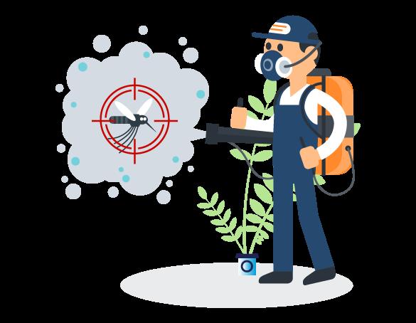 Professional Pest Control Fairfield